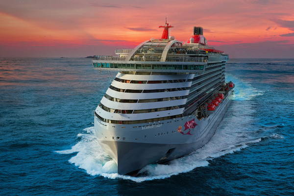 Win a swag bag or a Caribbean cruise with Virgin Voyages