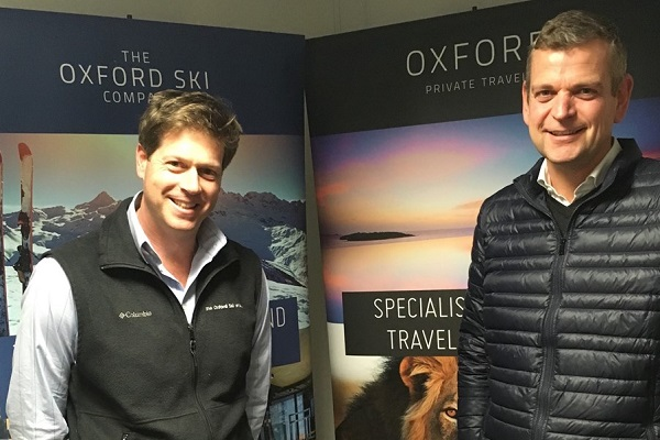 Exosphere acquired by Oxford Private Travel