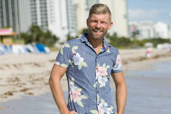 Cover Stars: Travel Circle manager David Cookson's first-ever visit to Miami and The Bahamas