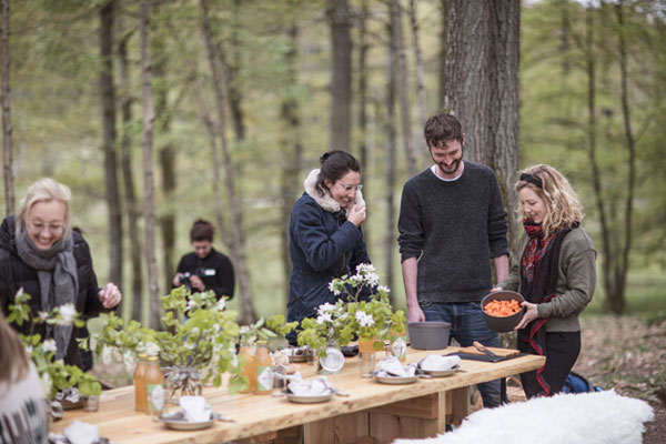 Win virtual cooking classes with Michelin-starred chef courtesy of Visit Sweden