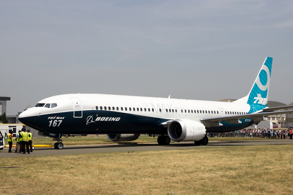Boeing 737 Max set for clearance to fly in Europe