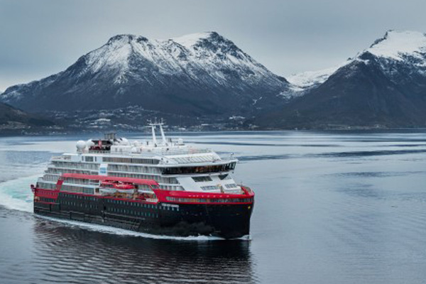 Hurtigruten unveils new UK departures for 2022