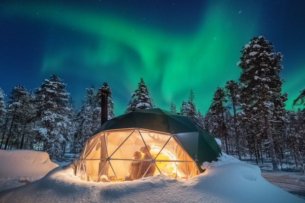 'Sold out' Transun adds Lapland capacity for December
