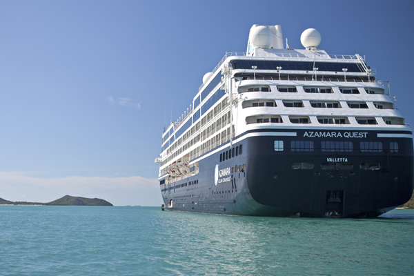 Azamara will not sacrifice experience for quicker return