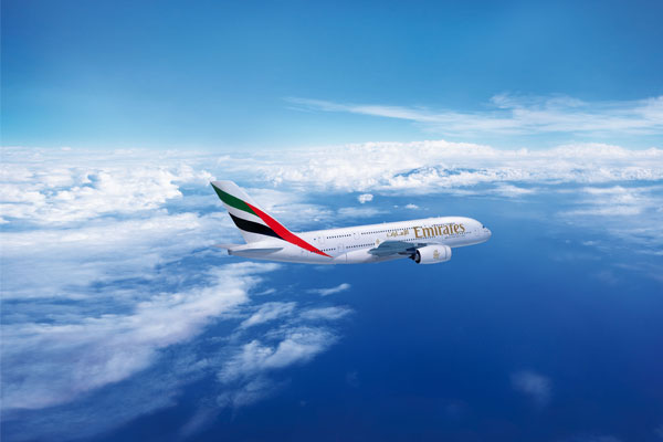 Win a trip to Dubai for two with Emirates