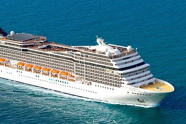 MSC Cruises details 2022 Southampton sailings
