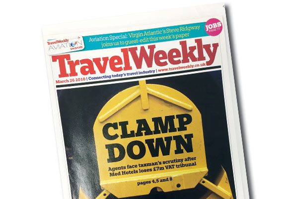 This week in: Featuring dynamic packaging tax bombshell warning and BA marketing row