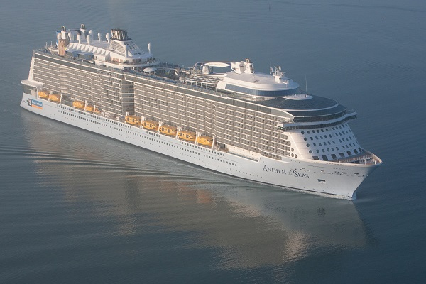 Royal Caribbean 'clinging to hopes of restart in May or June'