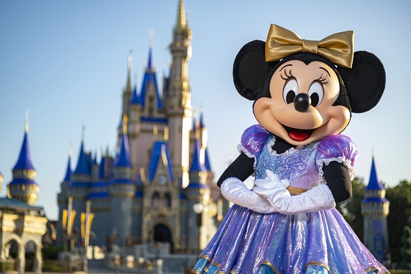 Walt Disney World announces 50th anniversary plans
