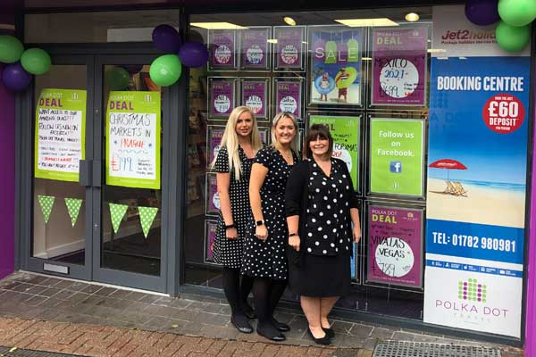 A day with… Polka Dot Travel, Hanley, Stoke-On-Trent