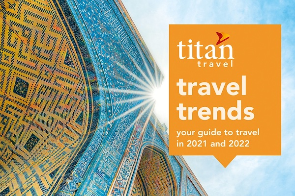 Titan tips further boost to bookings in March
