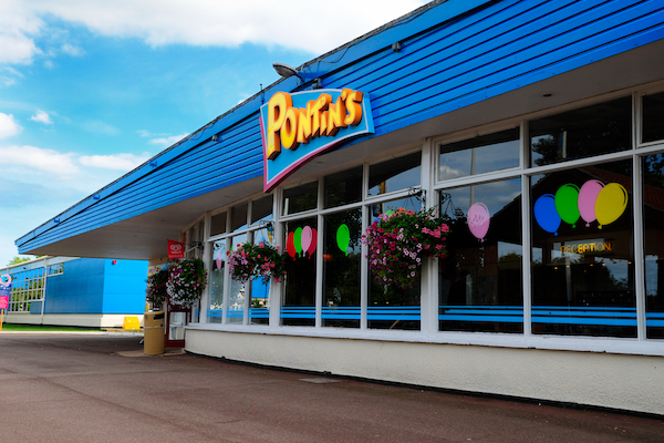 Pontins used 'undesirable guest list' of Irish surnames