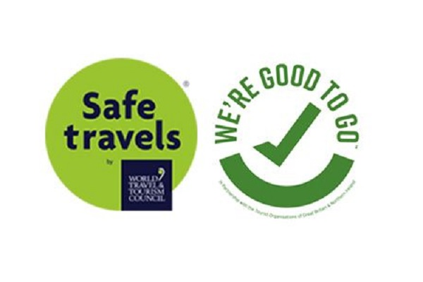VisitBritain's 'We're Good to Go' partners with WTTC's 'Safe Travels'