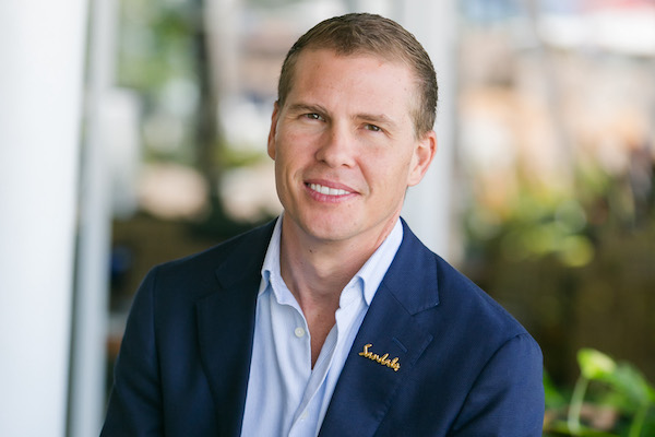 Adam Stewart confirmed as Sandals' executive chairman