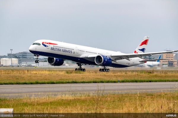 British Airways agrees deals to increase liquidity by £2.45bn