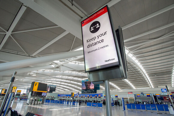 Heathrow calls for Budget support as it reports £2bn loss