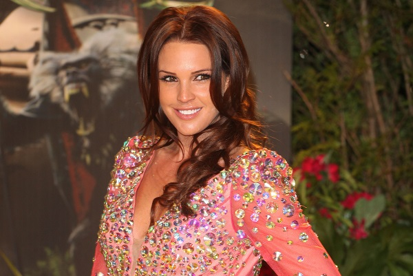 Danielle Lloyd signs up with InteleTravel