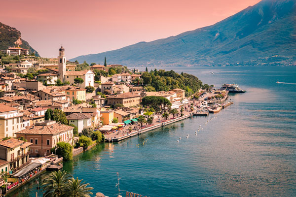 Life is still sweet in Lake Garda, Venice and Verona