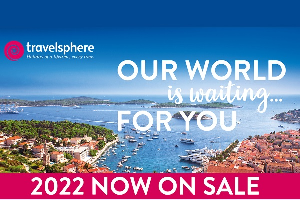 Travelsphere launches 2022 programme