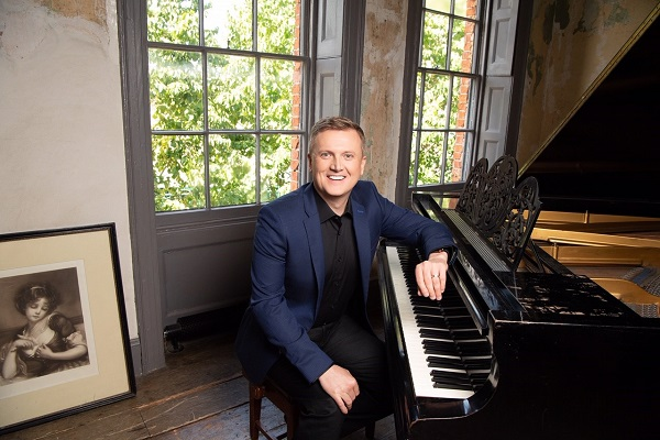 Aled Jones to join maiden voyage of new APT ship