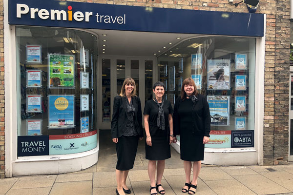 A day with… Premier Travel, Cambridge