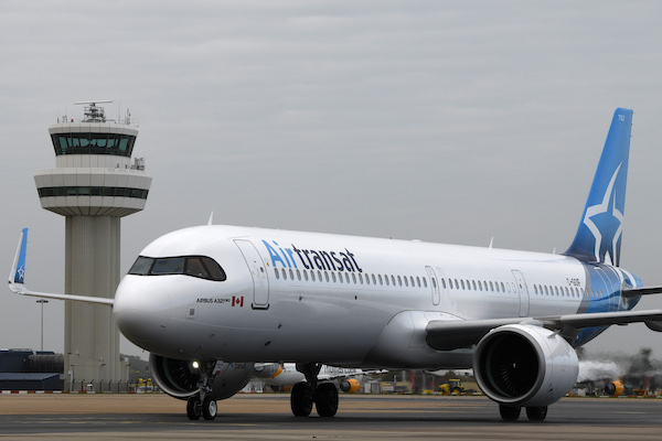 Air Transat only refunding outbound fares for Covid-hit flights