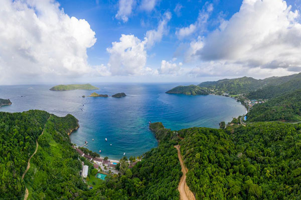 Win a place on a fam trip to Tobago