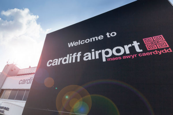 Welsh government to give Cardiff airport grant worth up to £42.6m