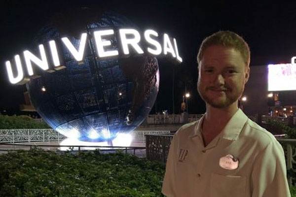 A day in the life: Kyle Griffith, VIP experience guide, Universal Orlando Resort