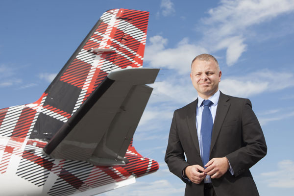 Loganair expands domestic network with two new routes